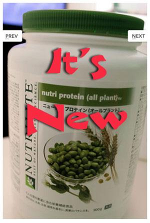 植物性 プロテイン