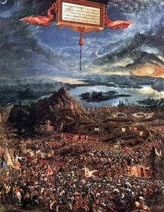 イッソスの戦い紀元前333年