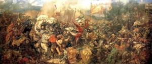 グルンヴァルトの戦い1410年