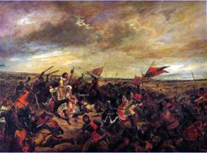 ポワティエの戦い1356年