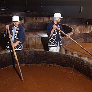 ヤマキ醸造樽