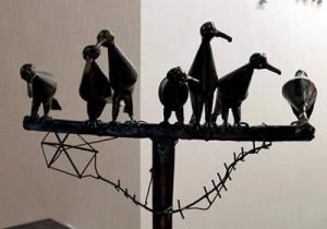 アムウェイの鳥