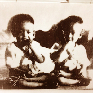 タイ人子供写真