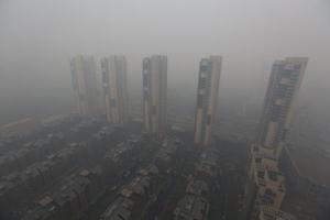 瀋陽の大気汚染