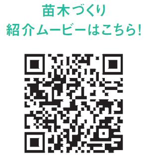 QRアセロラ苗木作り紹介ムービー